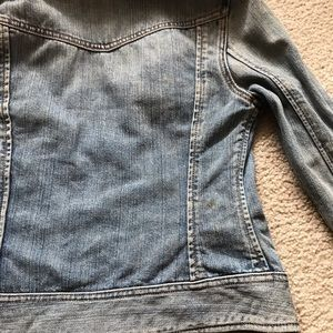 Banana Republic xs jean jacket